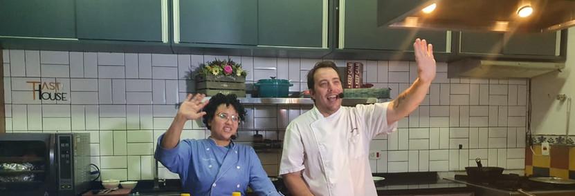 Team Building Gastronômico Online
