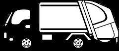 ゴミ収集車アイコン