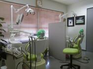 田代歯科クリニック診療室