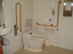 米田診療所のトイレ