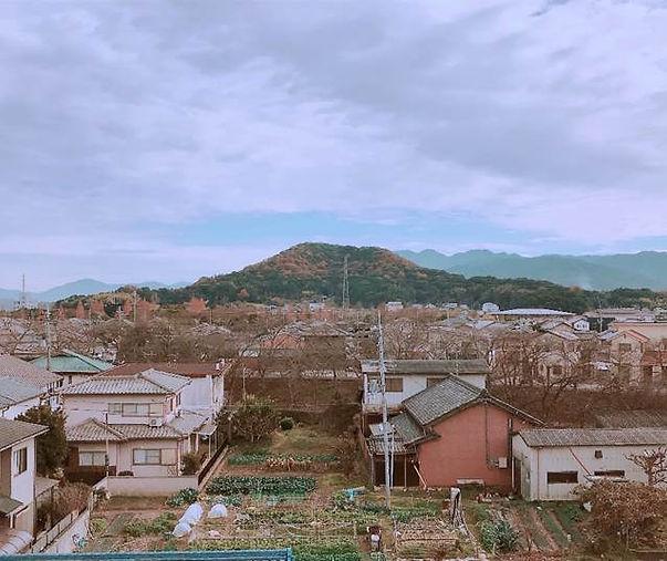 奈良県橿原市街並み