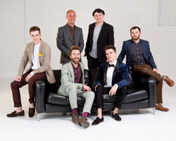 6 Piece Party Band (Male Singer)