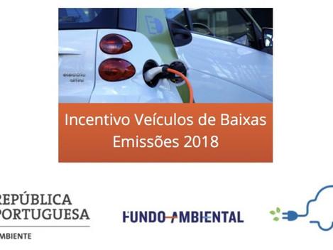 Incentivo pela Introdução no Consumo de Veículos de Baixas Emissões (2018)