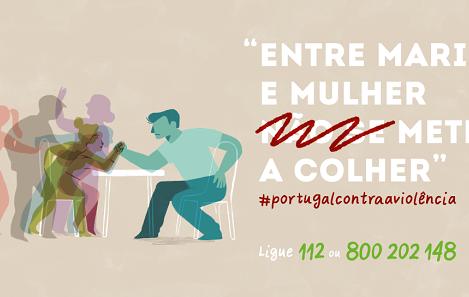 #PortugalContraAViolência