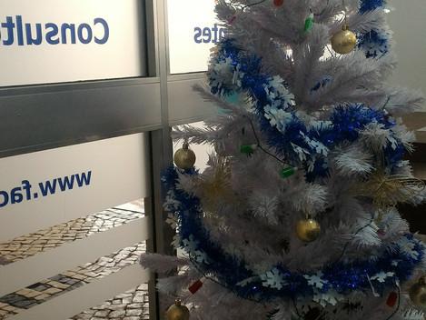 A época natalícia chegou à Garcia & Resende 🎅