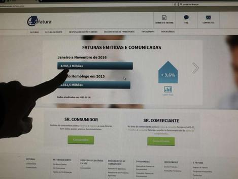 Contribuintes têm 15 dias a partir de hoje para reclamar despesas comunicadas ao Fisco