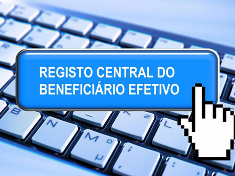 OBRIGATÓRIO PARA TODAS AS EMPRESAS: Registo Central do Beneficiário Efectivo