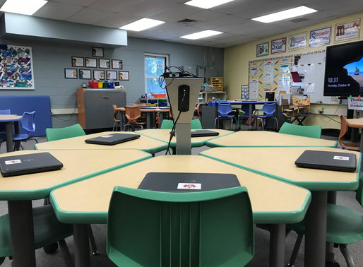 Upgraded Computer Lab for Wildwood Elementary