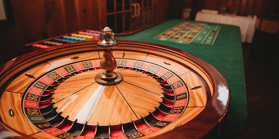 Casino Night 2020 - Cancelled