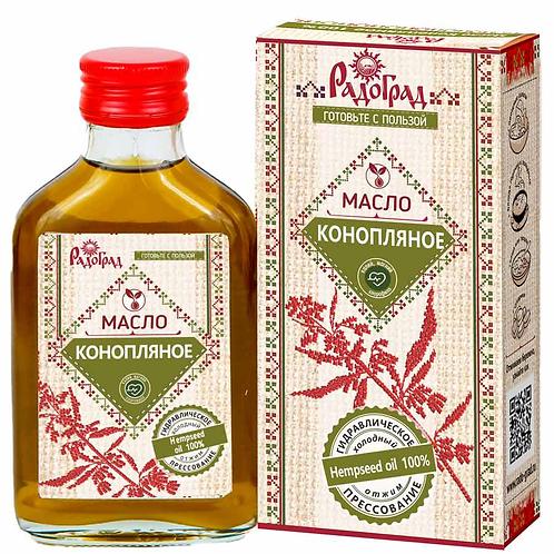 """Конопляное масло """"Радоград"""""""
