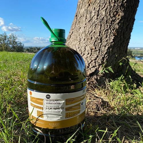 Оливковое масло 5 л.