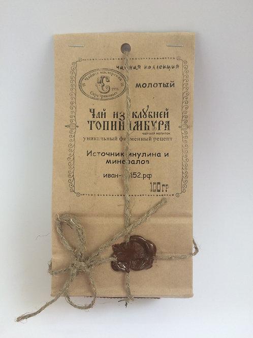Чай из клубней топинамбура