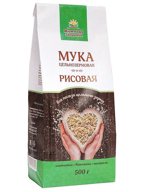 """Мука рисовая """"Житница здоровья"""""""