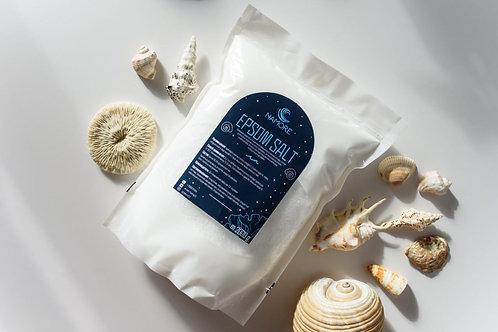Соль для ванн Epsom (сульфат магния) 2,5 кг