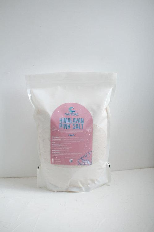 Гималайская соль для ванн 2,5 кг