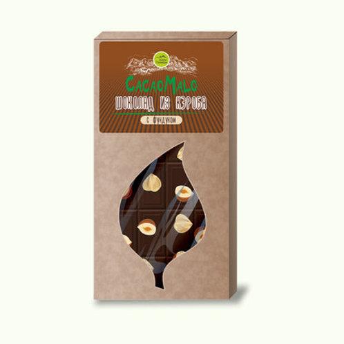Шоколад из необжаренного кэроба