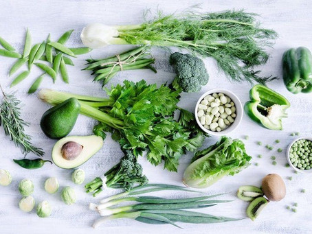 ТОП-5 полезных продуктов, которые дают нам энергию. Основа здорового питания
