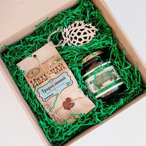Новогодний подарок: иван-чай и варенье из сосновых шишек