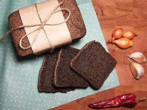 Хлеб безглютеновый бездрожжевой