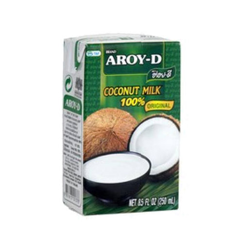 Кокосовое молоко 0,25 л.