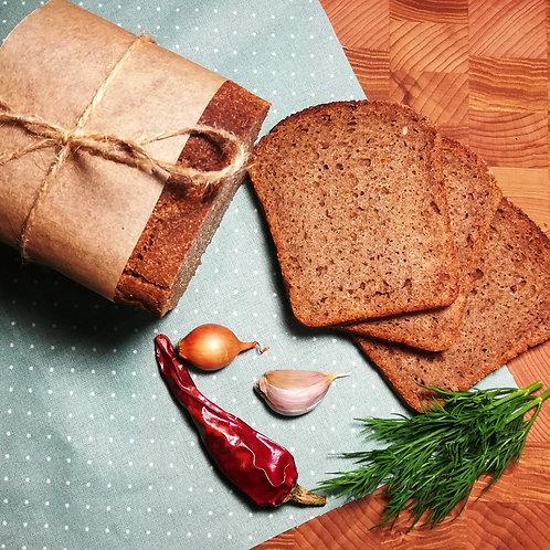 Хлеб ржаной цельнозерновой