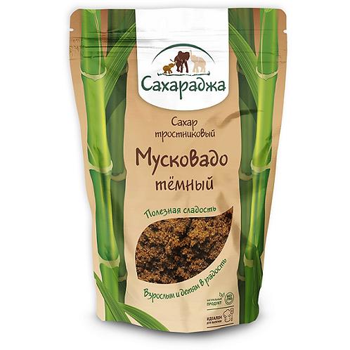 Тростниковый сахар Мусковадо (Сахараджа)