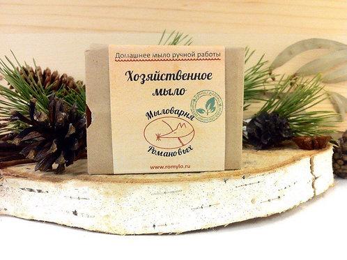Хозяйственное мыло Романовых