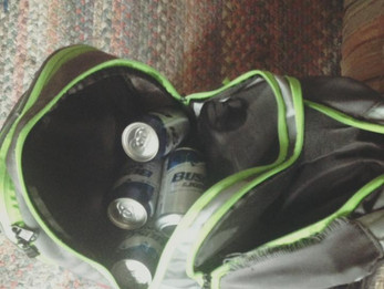 Ask Clarence: How do I sneak beer into my dorm?
