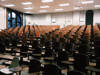 First-year professor thinks students will show up to Tuesday class
