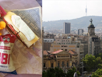 Erb's & Gerb's sandwiches not as good as ones study abroad students found in Barcelona