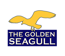 The Golden Seagull logo