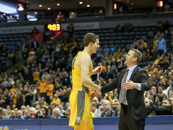National Marquette Day to be replaced with National Matt Heldt Day