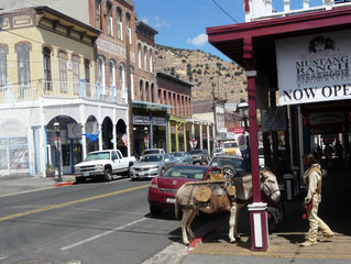 Views of Virginia City