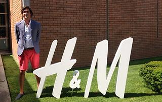 Anfitrión H&M