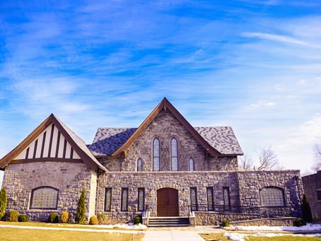 Church Inauguration Service