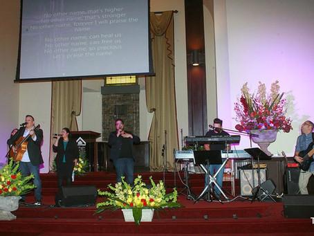 Church First Aniversary