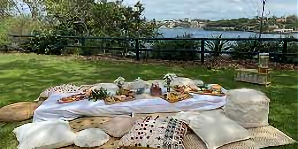Picnic Dating for Four - Ages 38-48 Full