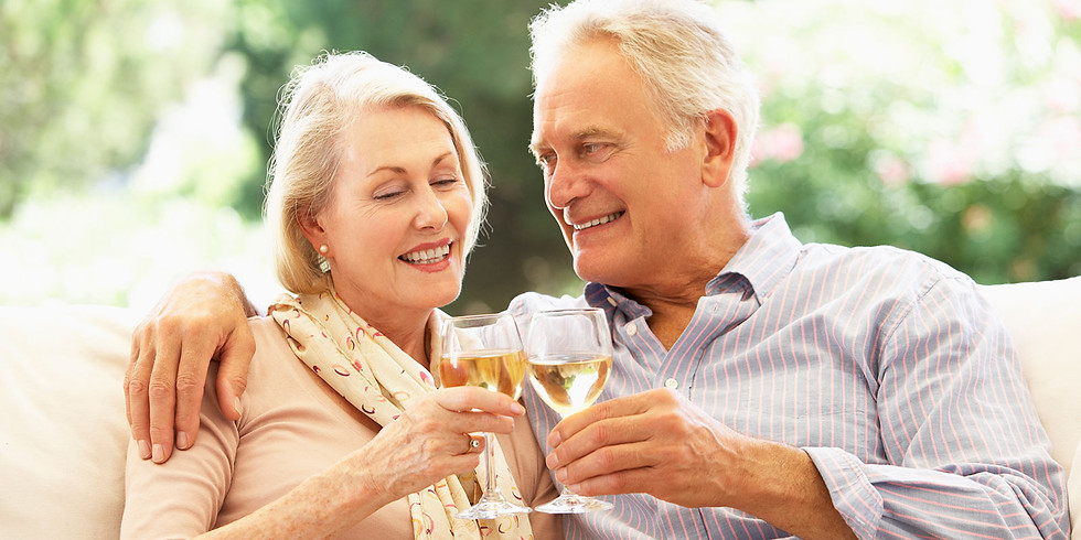 The Match Maker rocks Dinner Dating 58-68years