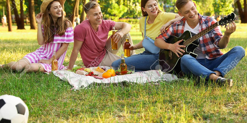 Picnic Dating for Four - Ages 18-28 - Full