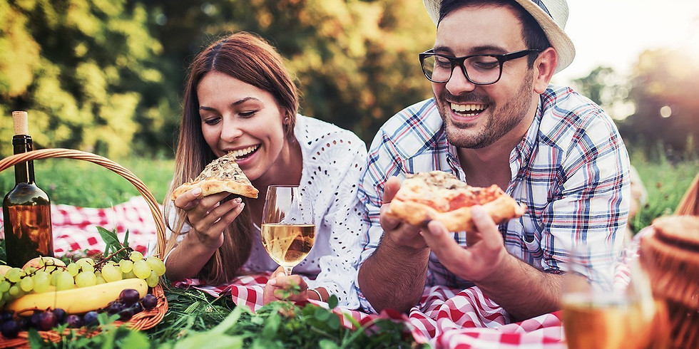 Picnic Dating for Four - Ages 28-38 FULL