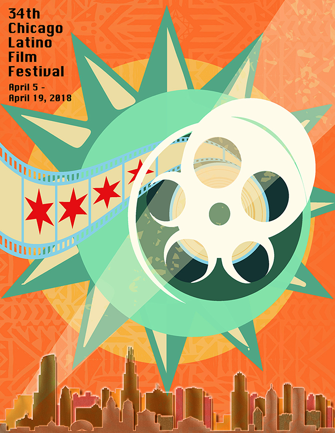 Chicago Latino Film Festival Concept
