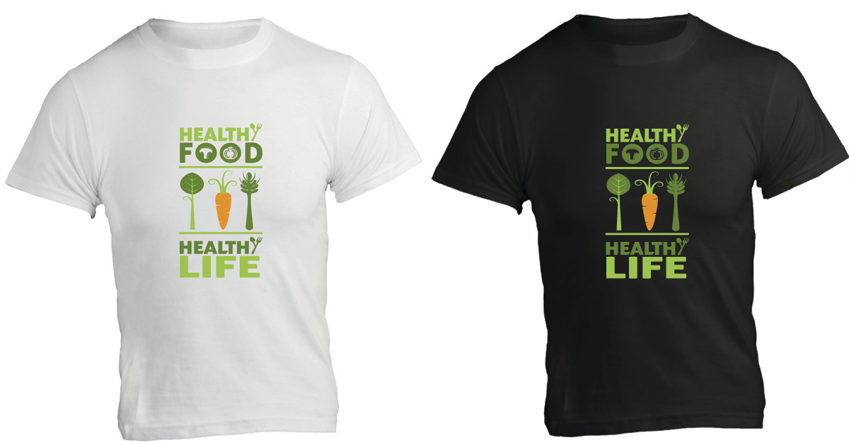 Healthy FoodLife Shirts