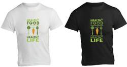 Healthy FoodLife Shirts