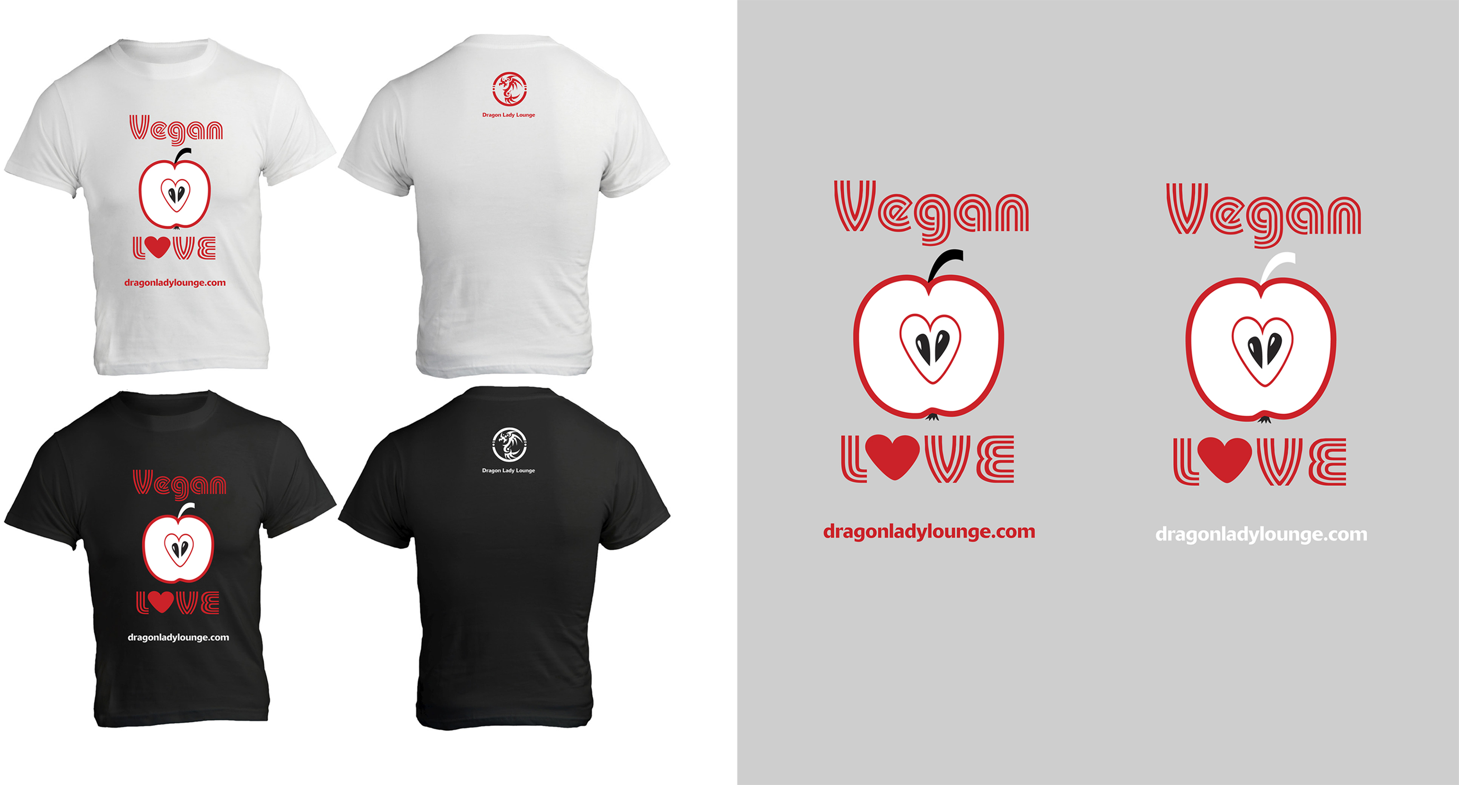 Vegan Love Shirt