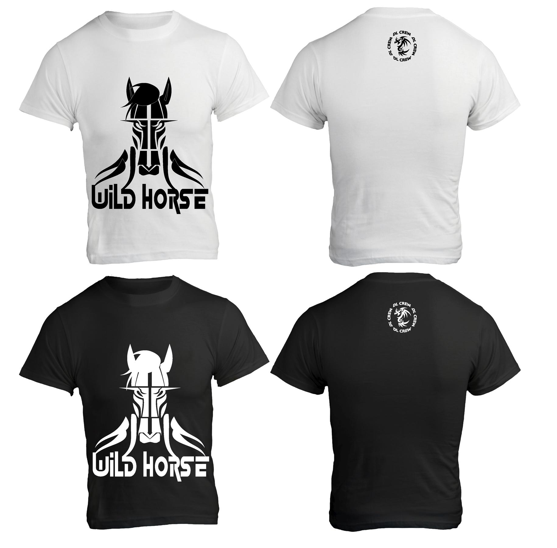 Wild Horse Shirt