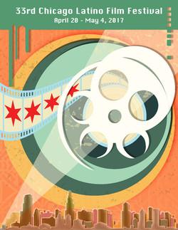 Chicago Latino Film Festival Concept