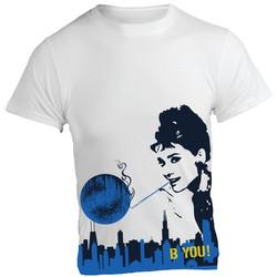 Hepburn Shirt Dark Blue