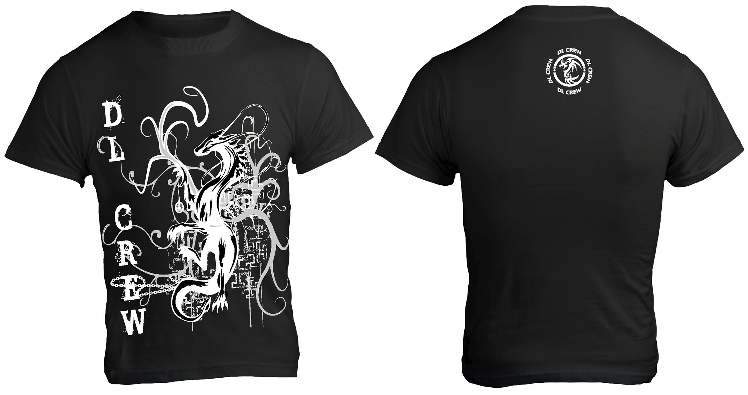 DL Crew Shirt