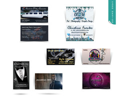 Business Card & Package Design