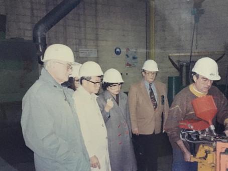 History of World Gas Co., Ltd.